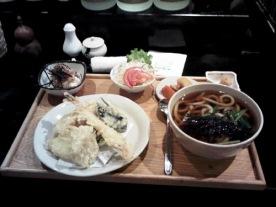 Tempura Udon at Sushi