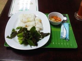 Bánh Cuốn at SGN