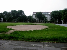 The Athletic Field