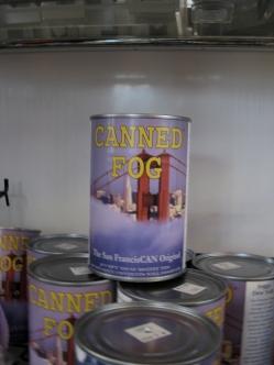 Canned Fog $2.99