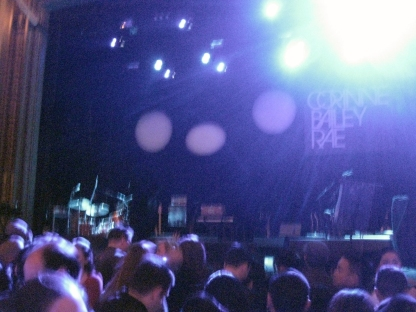 Corinne Bailey Rae Concert