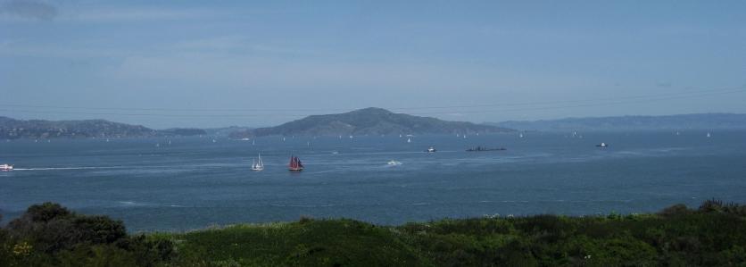 Golden Gate Bridge Area
