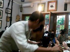 Directing the Movie