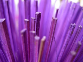 Purple Incense Stick