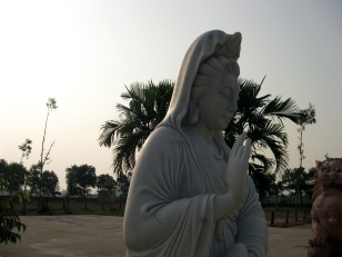 Statue in Hải Dương