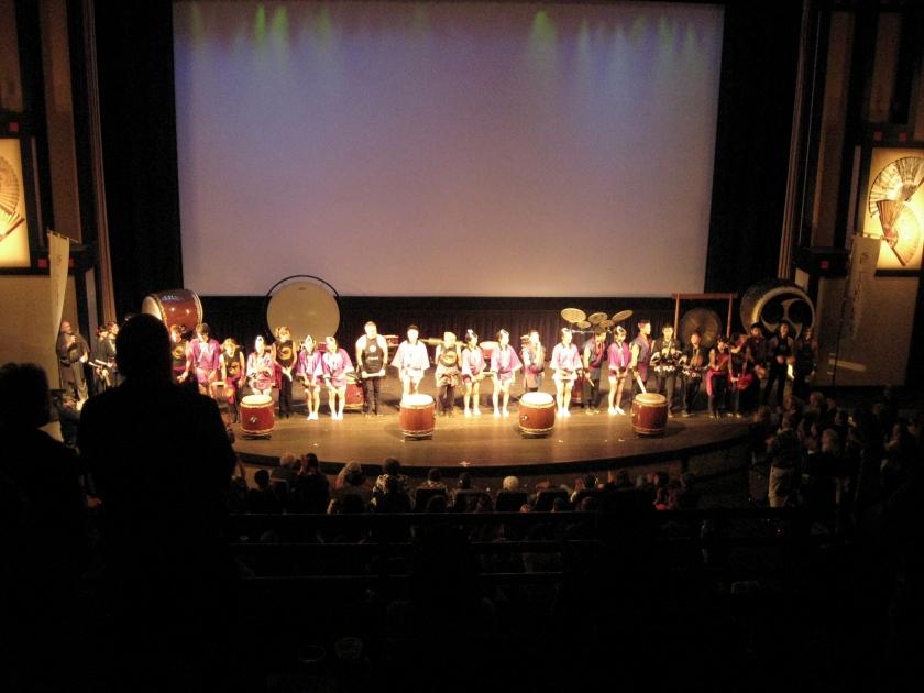 US Japan Taiko Drummers