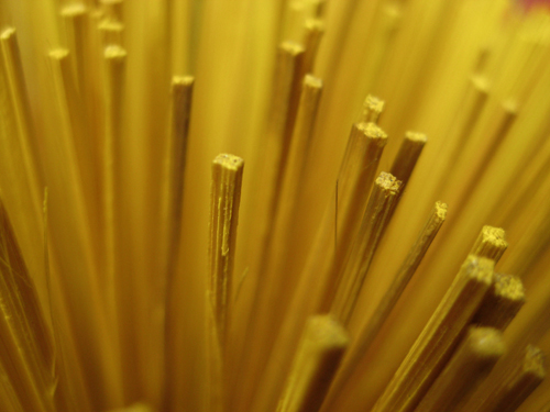 Yellow Incense
