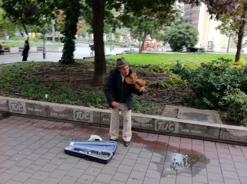 Violin Man