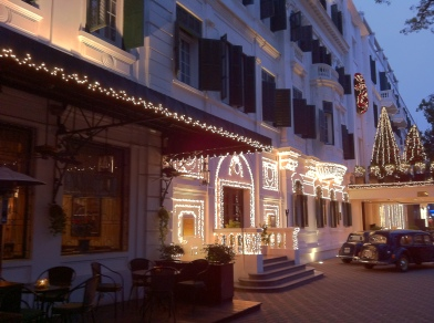Hotel Sofitel Legend Metropole Hanoi During December