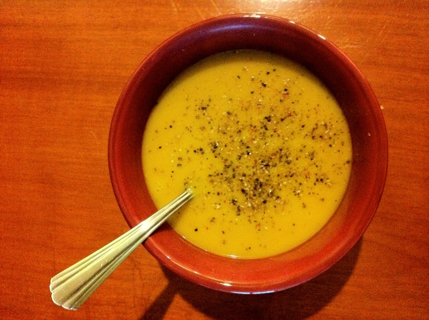 Pacific Natural Foods Organic Creamy Butternut Squash Soup