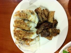 Bánh Cuốn Nhân Thịt