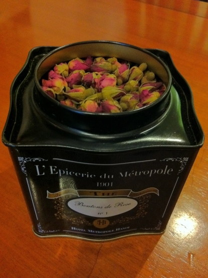 L'Epicerie du Metropole Boutons de Rose (n° 1) Tea