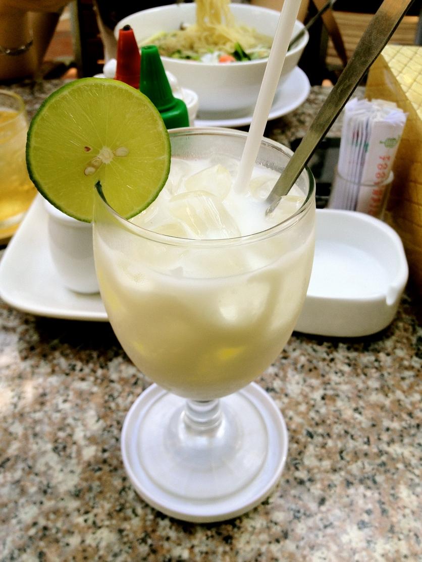 Sữa Chua Đá at Cafe Hợp Phố