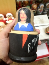 Monica Lewinsky Matryoshka Doll