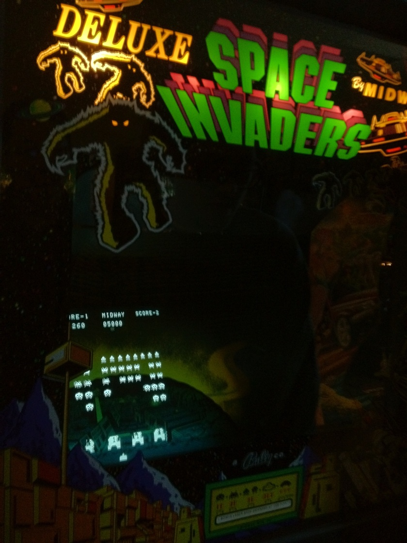 Deluxe Space Invaders