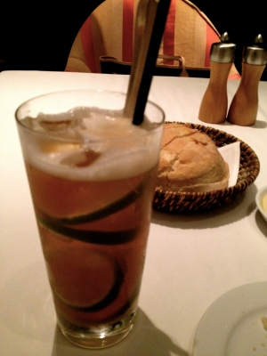 Ice Tea, Bread