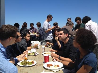 Lunch w/Automatticians
