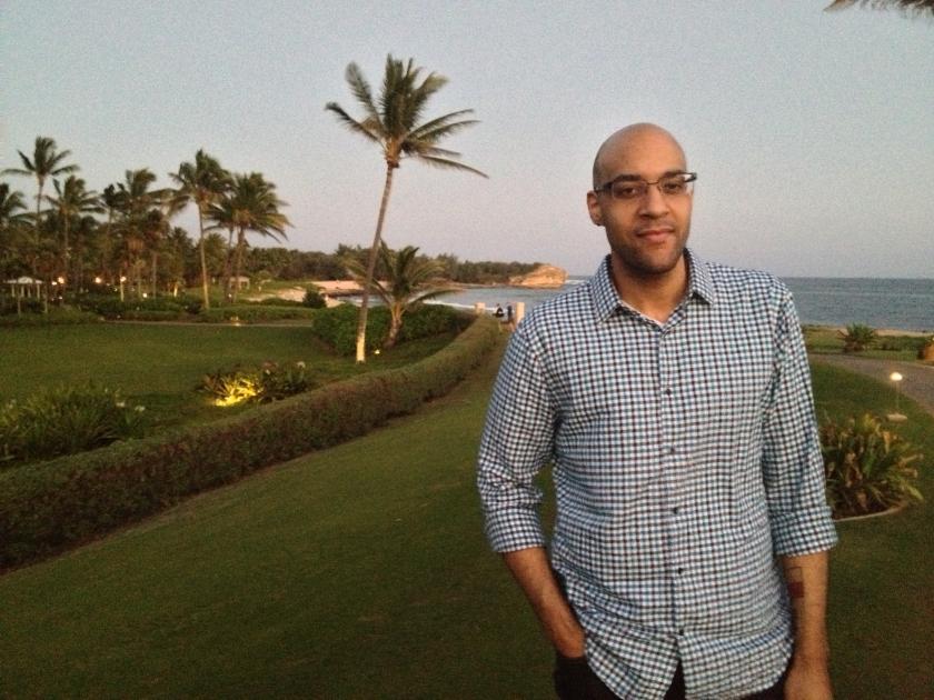 Philip at the Grand Hyatt Kauai