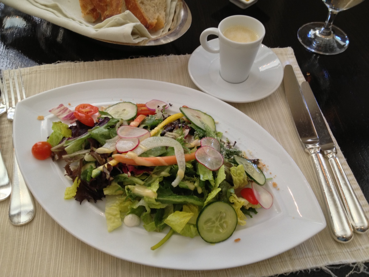 Dine About Town Lunch At CamptonPlace