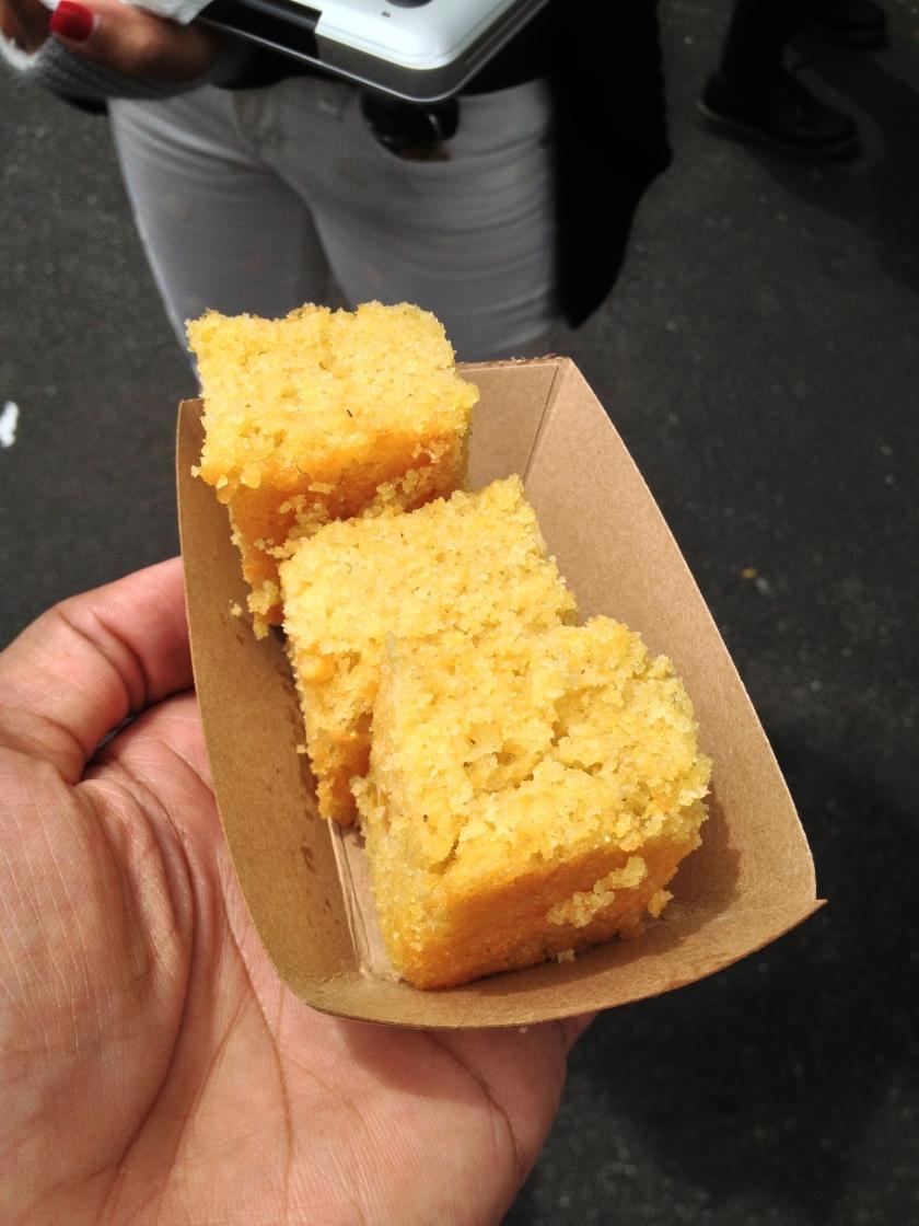 Sweet Cornbread Bites from Minnie Bell's