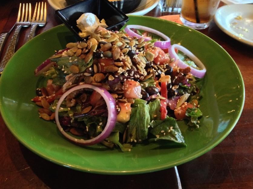 Smoked Chicken & Black Bean Salad