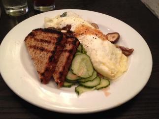Japanese Egg White Omelette