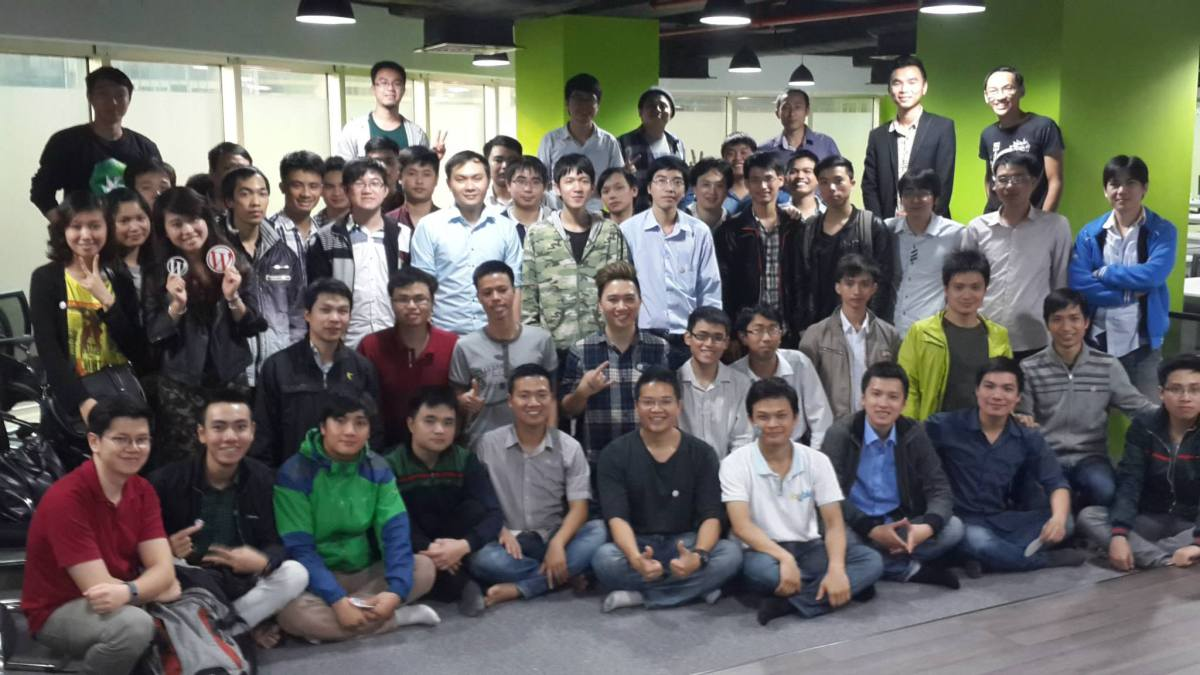 Hanoi WordPress, The April Recap